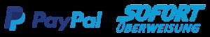 Zahlungsmittel PayPal Sofortüberweisung | Tierschutz und Soforthilfe | kvgd-stiftung.de